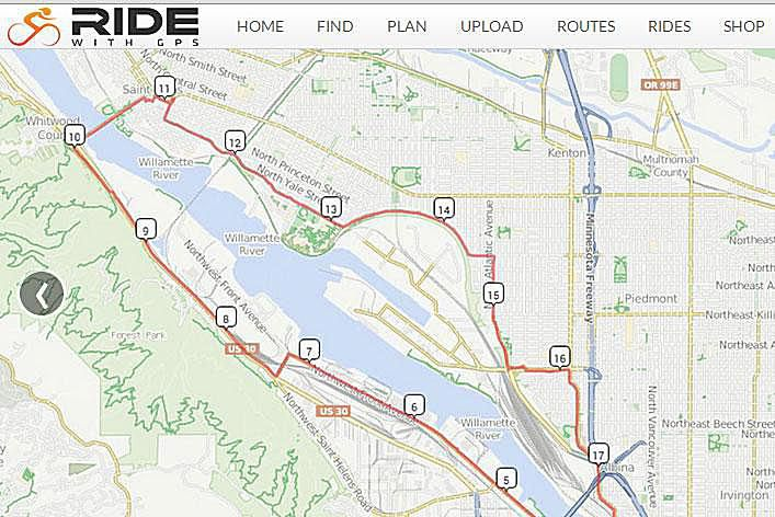 Top Route Bicycle Mapping Tools