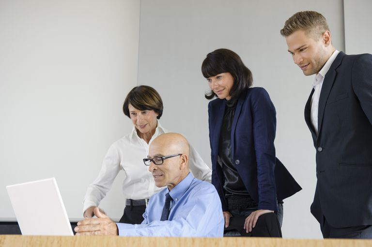 Computer Systems Manager and Team