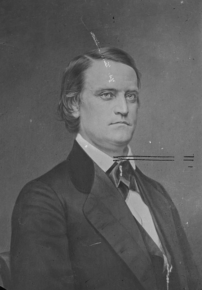John C. Breckinridge fought in the Battle of Baton Rouge.