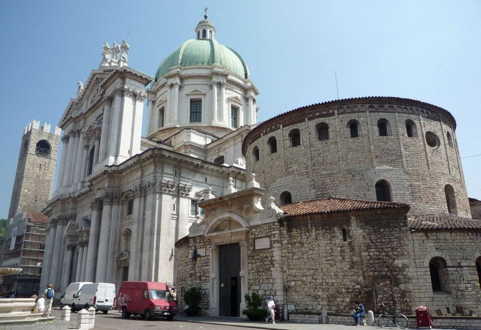 brescia cathedral photo