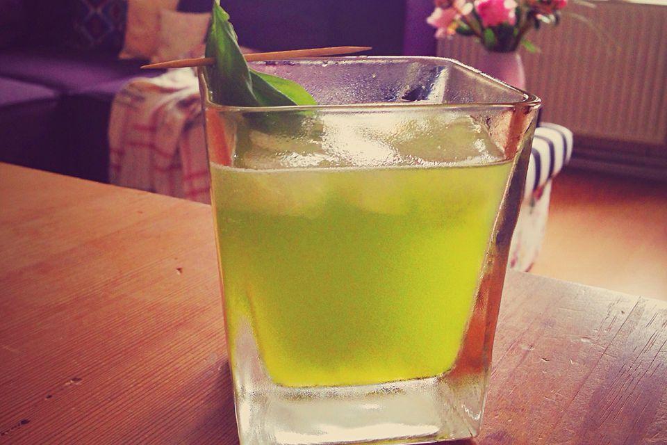 Prairie Organic Vodka's Green Giant Cocktail Recipe