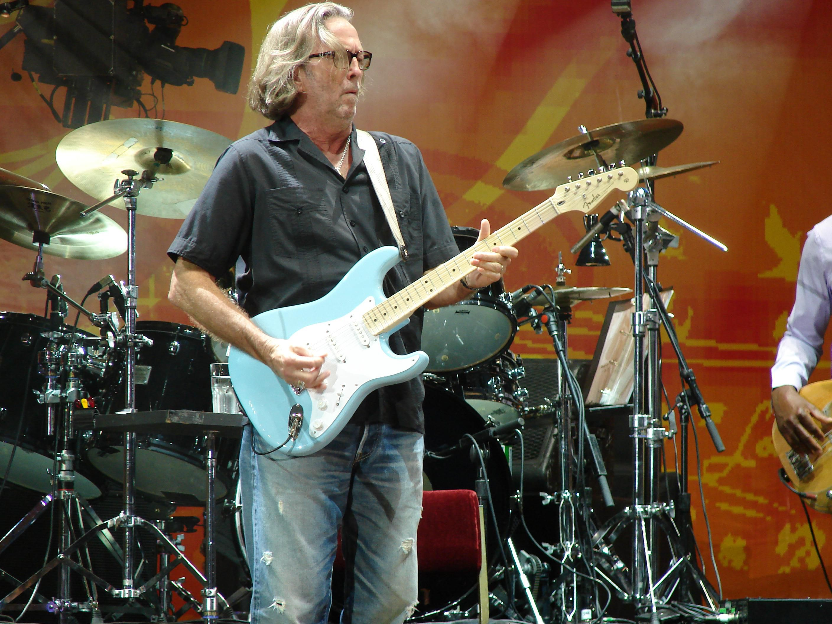 How To Sound Like Eric Clapton