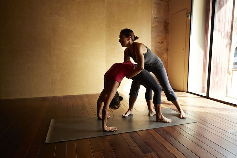 You've probably heard many times that you should do what you love - and if yoga is what you love, you might just be able to make a career out of it.