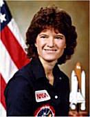 Doctor Sally Ride - First American Woman in Space - Doctor Sally Ride Biography - Astronaut