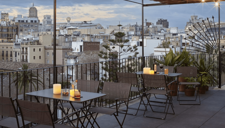 The 9 best barcelona hotels of 2018 for Hotel minimalista barcelona