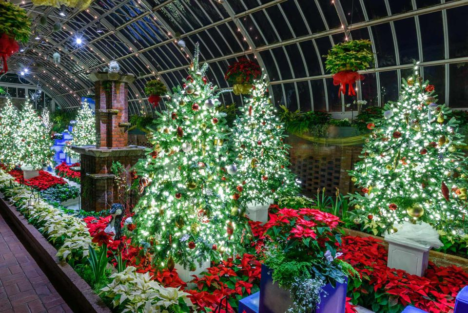 The Best Spots For Christmas Cheer In Pittsburgh