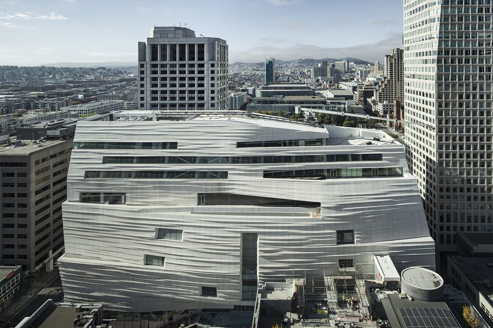 Top architectural sights in san francisco and northern for Top architects san francisco