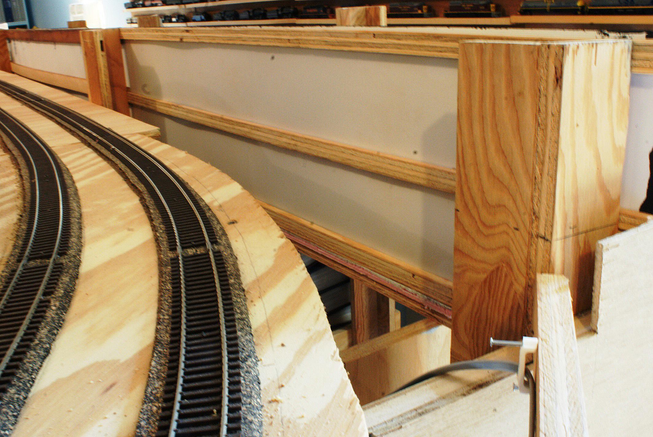 building model railroad backdrops. Black Bedroom Furniture Sets. Home Design Ideas