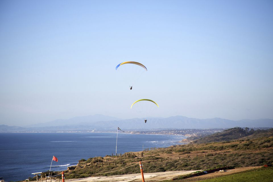 Paragliding Adventure in San Diego