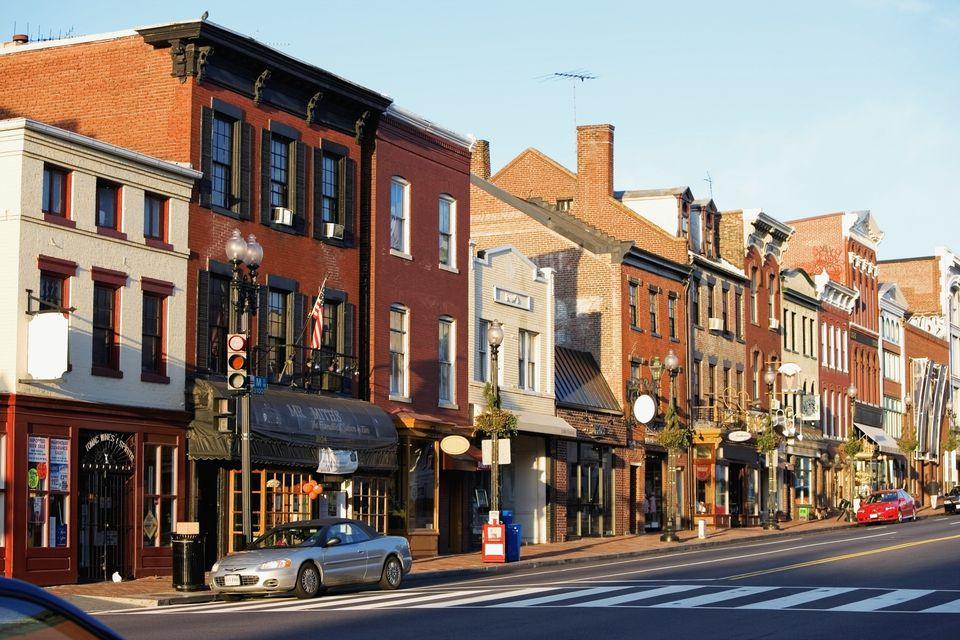 Best Georgetown Restaurants