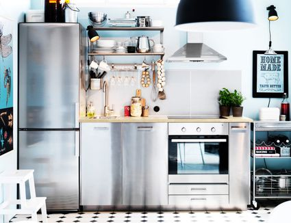 10 Ways To Squeeze More Storage And Counter Space Into A Small Kitchen Ideas