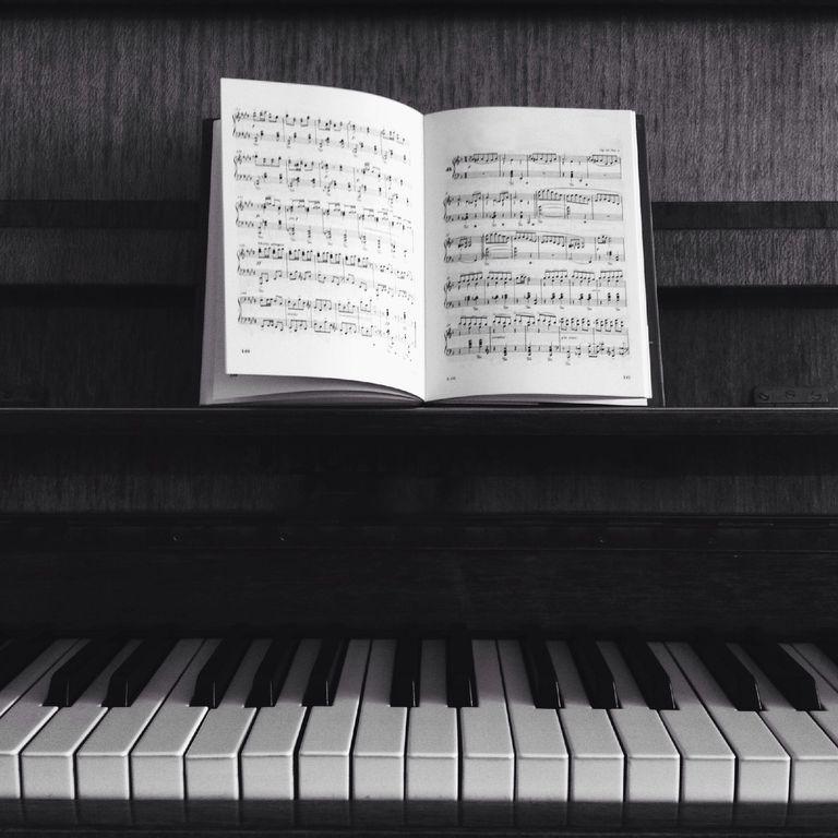 Public domain music