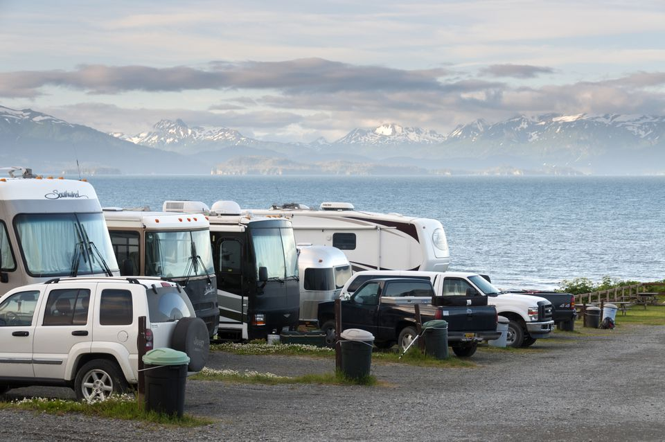 Choosing How You Park At An RV Destination Can Make Things Much Easier When Parking Your