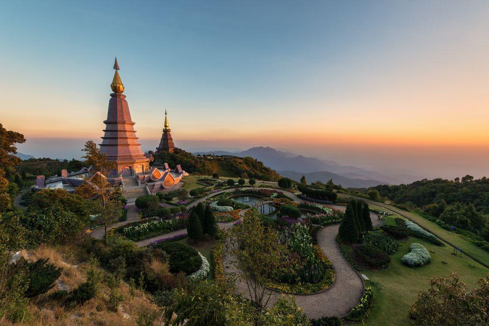 Doi Inthanon Northern Thailand