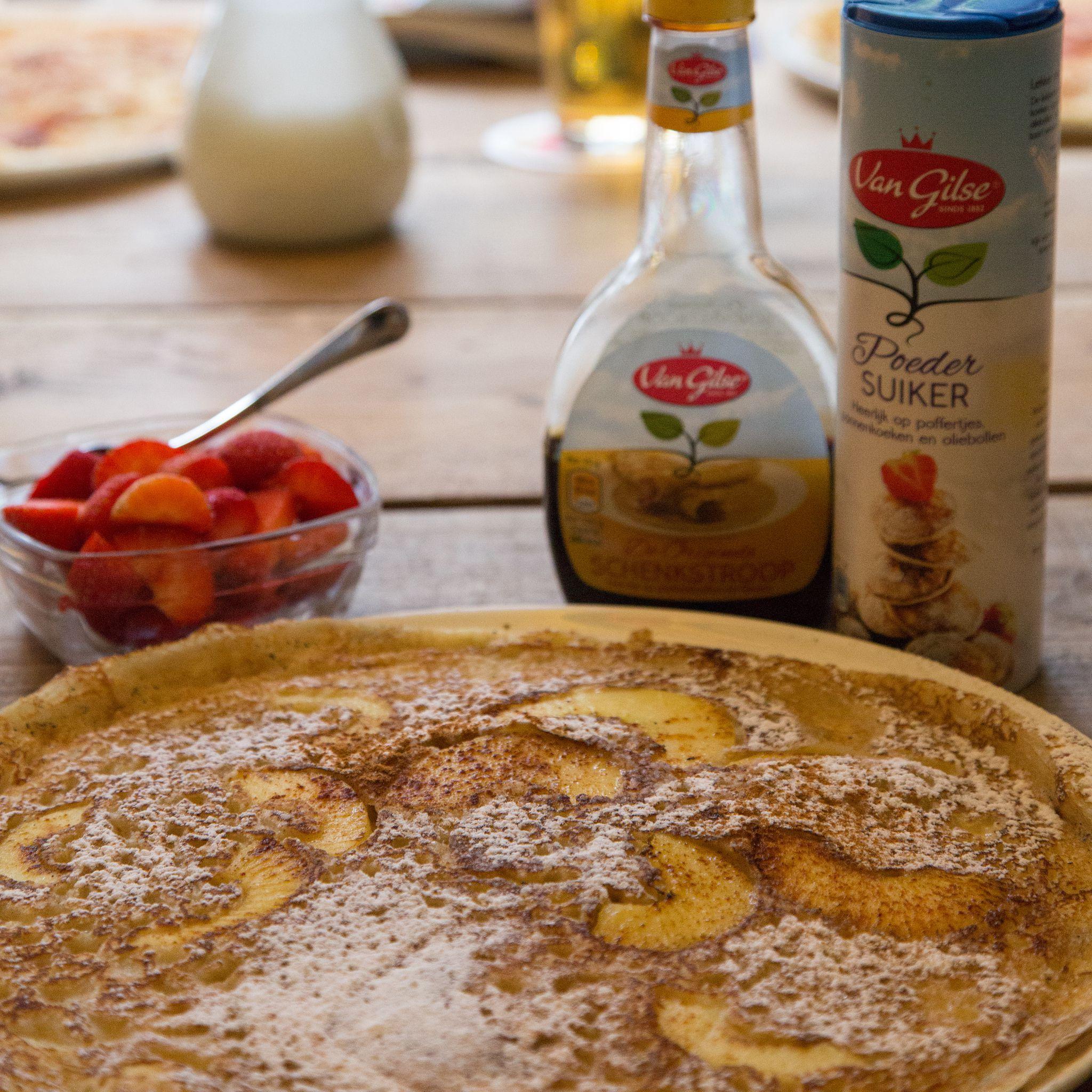 The 5 Best Pancake Restaurants in Amsterdam