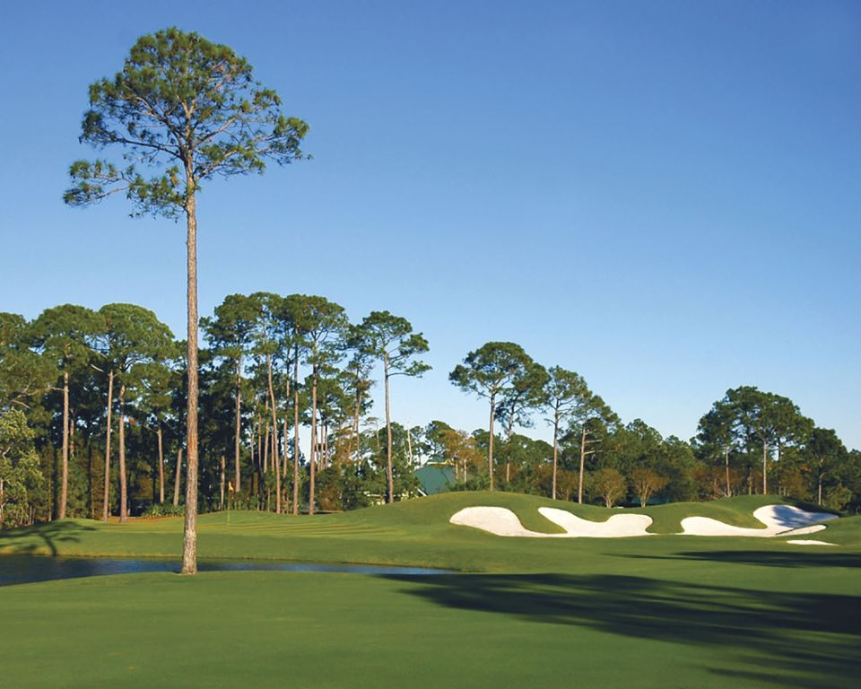Sandestin Golf and Beach resort, Florida