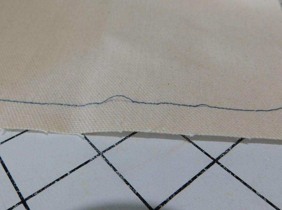 Sewing Machine Skipped Stitches