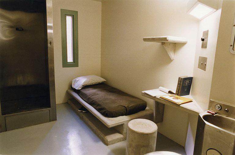 Supermax prison in Colorado
