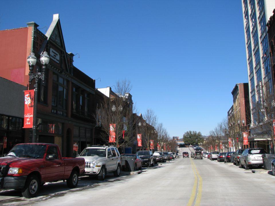 Historic Gay Street, Knoxville, TN