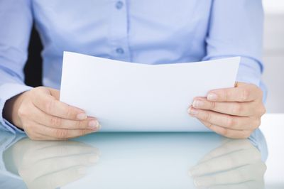 how to write a job interview thank you letter