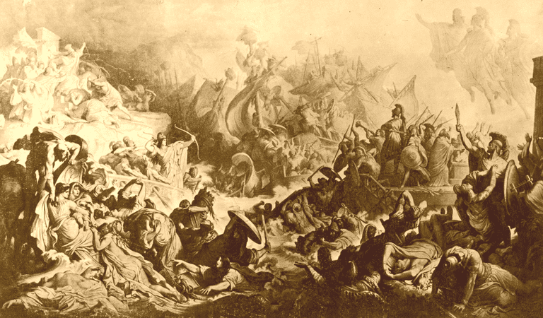 Naval Battle of Salamis