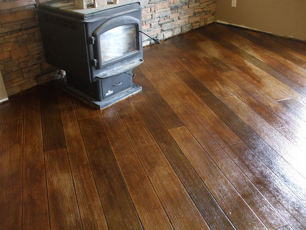 Affordable flooring options for basements for Affordable basement flooring