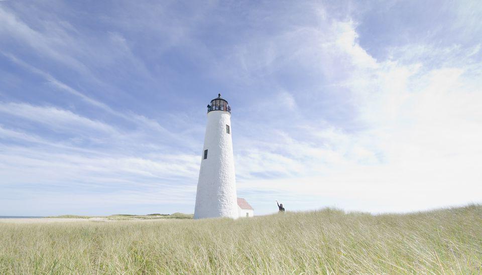 Great Point Lighthouse, Nantucket Island