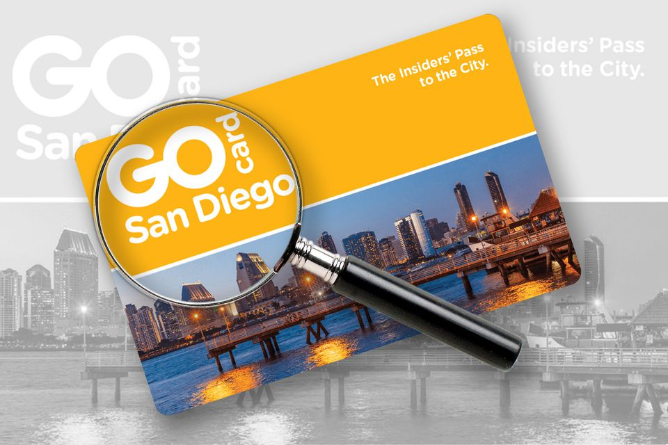 Let's Take a Look at the GO Card for San Diego
