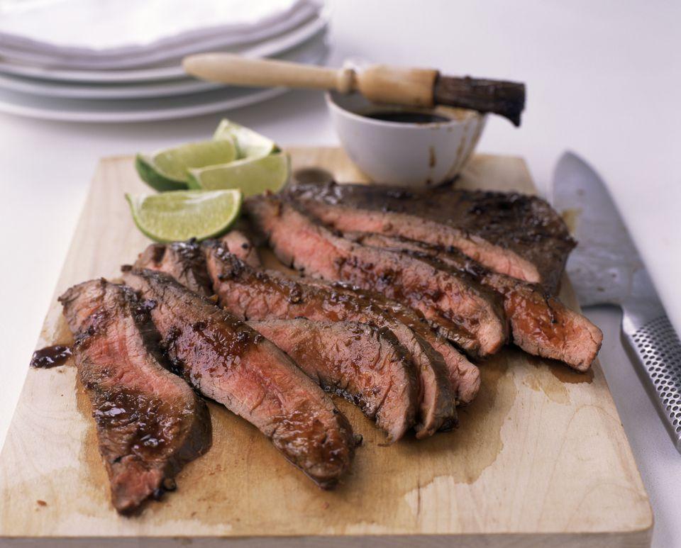 Steak with Au Jus