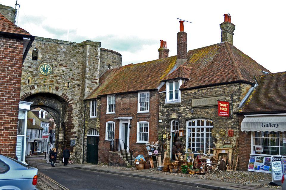 Medieval Gate in Rye