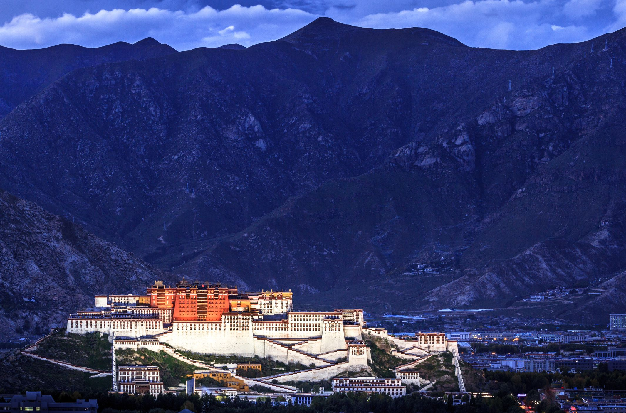 How To Get To Lhasa Tibet From China