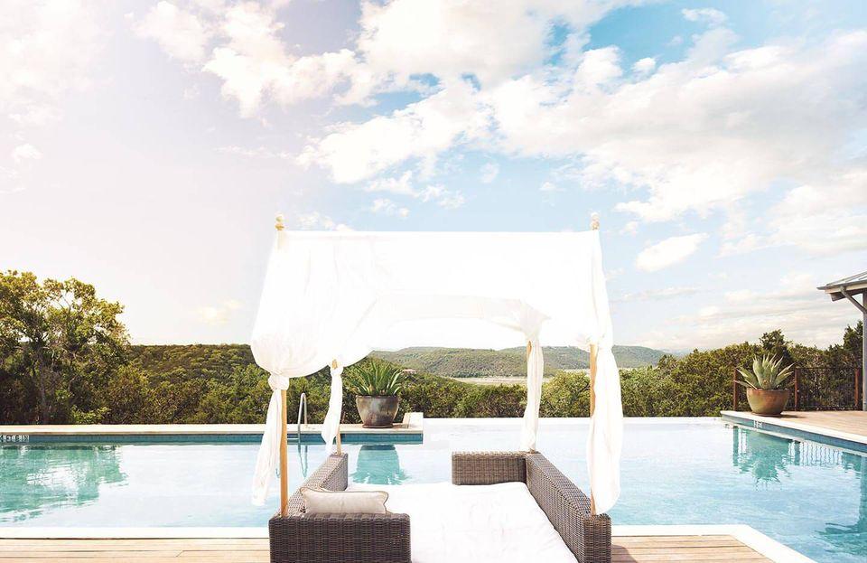 Travaasa resort in Austin