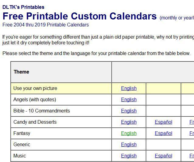 dltks printables - Dltk Free Printables