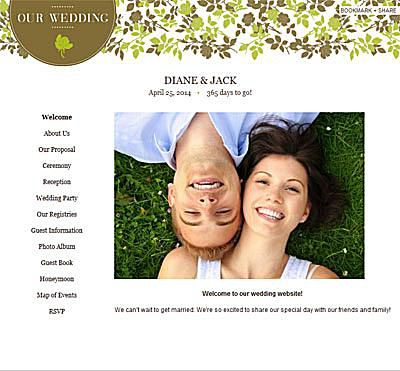 Five free wedding planning websites the knots free wedding websites junglespirit Image collections