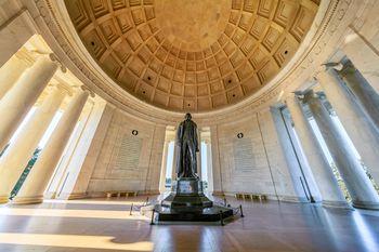 Thomas Jefferson Memorial Washington DC America