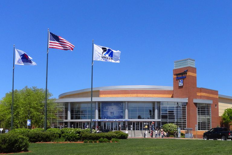 The Tsongas Center at UMass Lowell