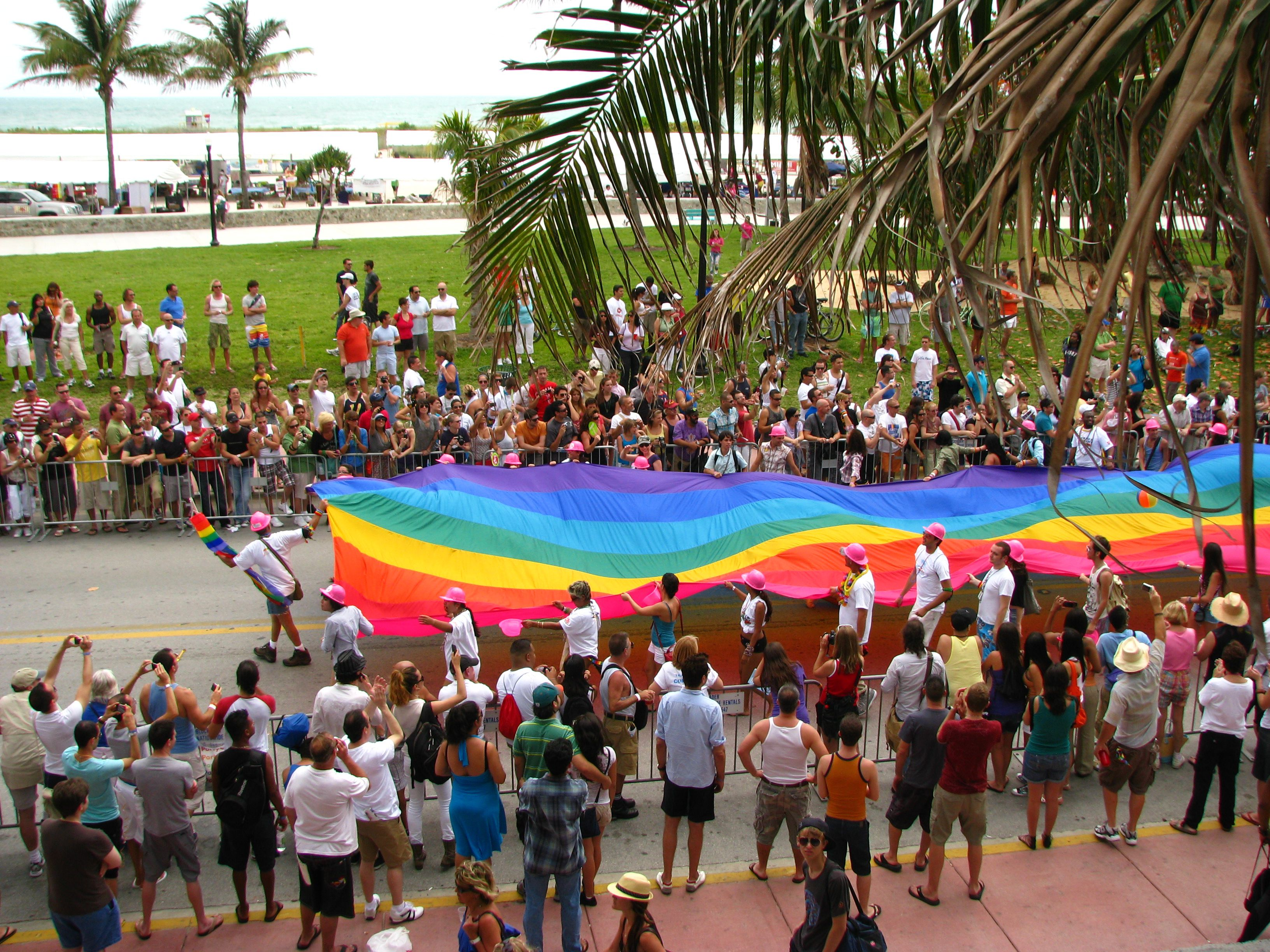 from Bennett miami gay pride