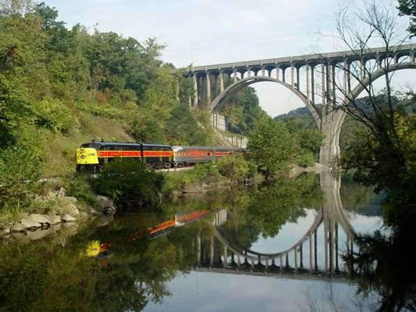 Cuyahoga National Railroad