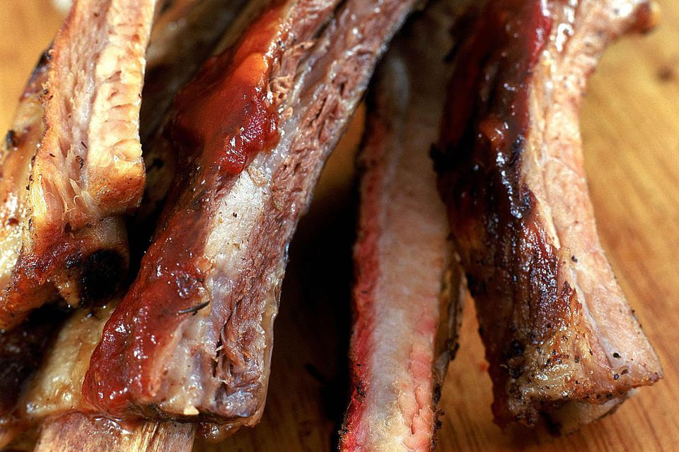Beef Ribs on the Grill