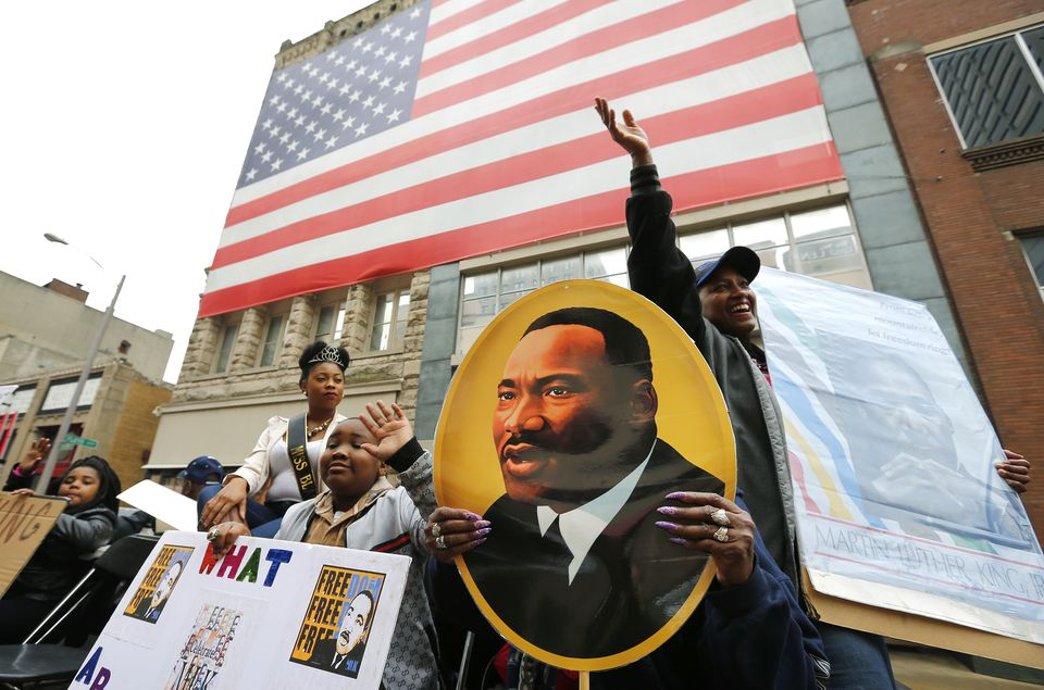 Memphis Marks Martin Luther King Day With March To Lorraine Motel