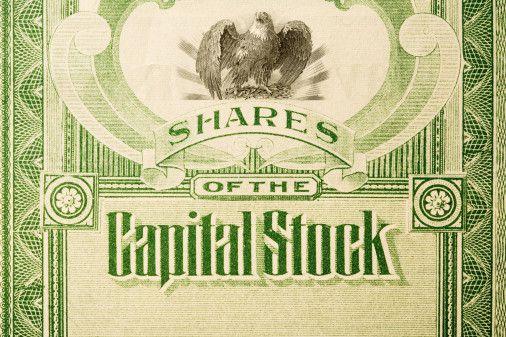 Stock options share split