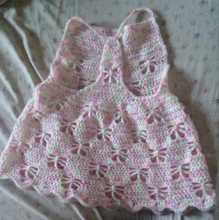 15 adorable crochet baby dress patterns girls butterfly dress crochet pattern dt1010fo