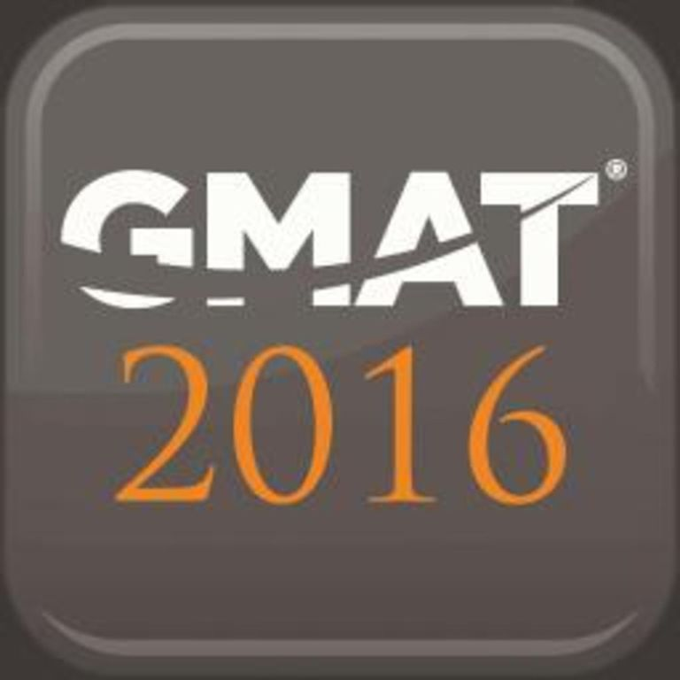 GMAT App from GMAC