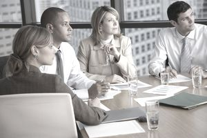 Women and men in the board room - how women really get ahead - tips