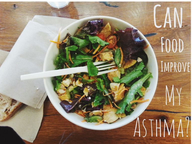 Can Food Improve My Asthma