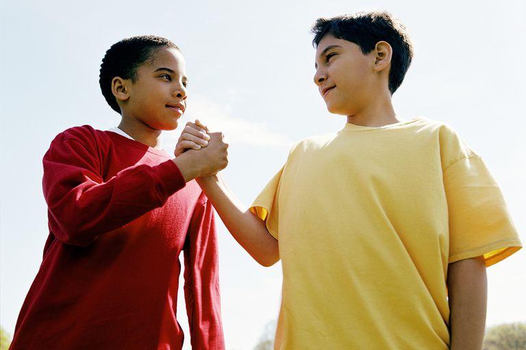Boys agreement