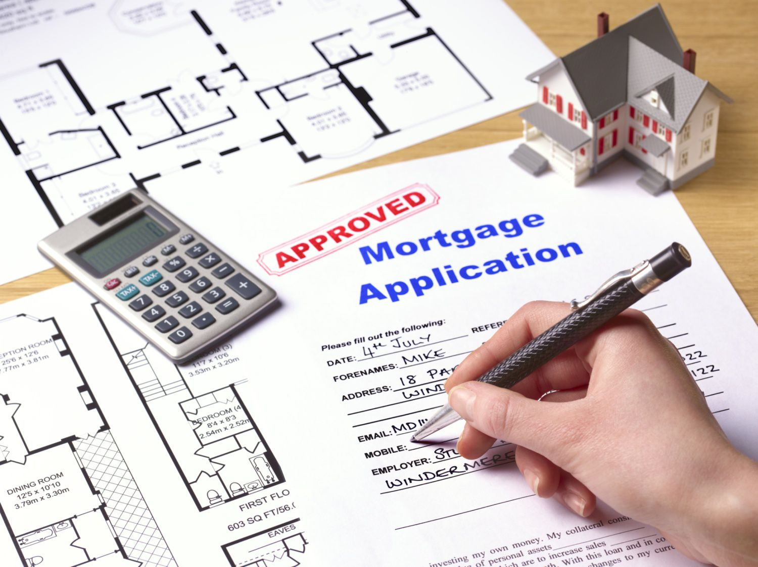 Is a secured loan a good option what are the benefits of traditional mortgage xflitez Gallery