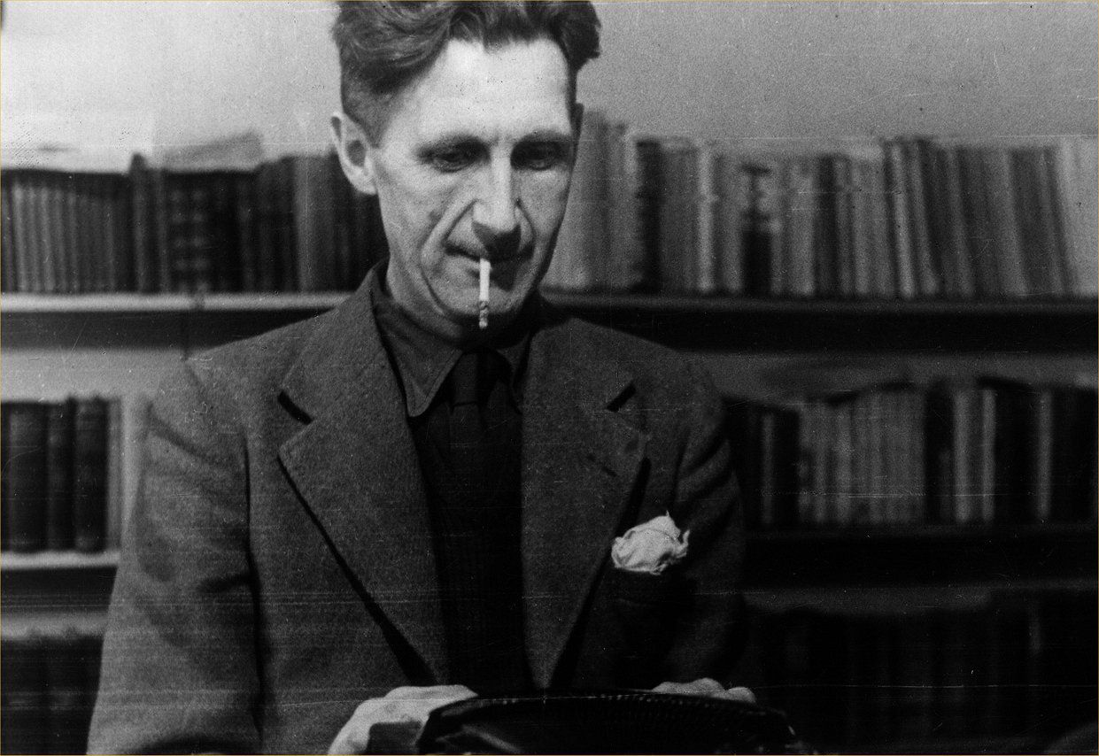 george orwell writing style George orwell writing styles in 1984 george orwell this study guide consists of approximately 70 pages of chapter summaries, quotes, character analysis, themes, and more - everything you need to sharpen your knowledge of 1984.