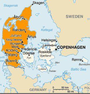 Jutland (orange)