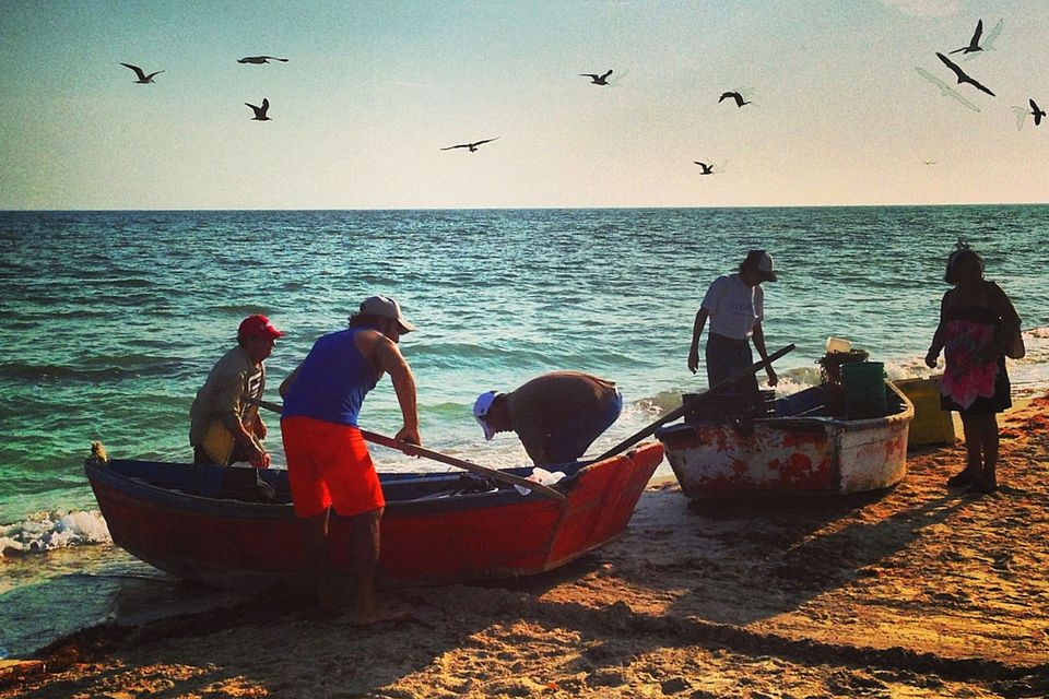 Mexican Fishermen